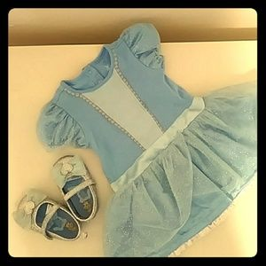 Cinderella costume from the Disney store